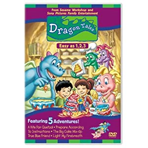 Dragon Tales : Easy as 1, 2, 3 movie