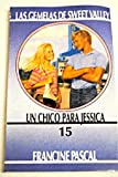 img - for UN Chico Para Jessica (Sweet Valley Twins) (Spanish Edition) book / textbook / text book