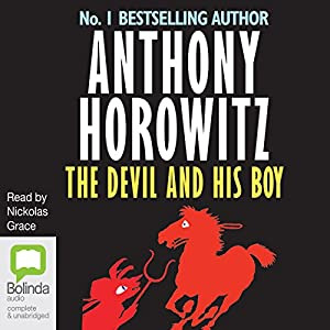 The Devil and His Boy Hörbuch