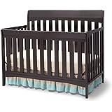 Delta Children Remi 4-in-1 Crib, Dark Chocolate
