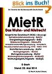 Das Wohn- und Mietrecht - MietR - E-B...