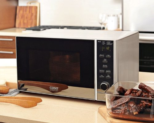 Caso Microwave Oven M25 (Small Footprint Microwave Oven compare prices)