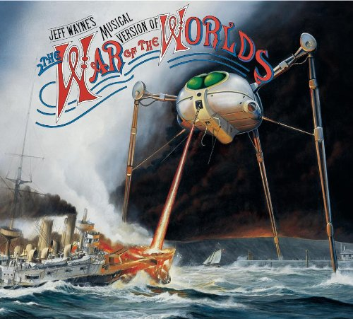 Jeff Wayne – The War of the Worlds (Remastered 2CD 1995) [FLAC]