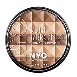 N.Y.C New York Color Sun N Bronze Bronzing Powder 708 Coney Island Glow 0.42oz 12g