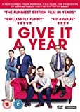 Image of I Give It a Year [DVD] [2013]