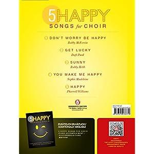 5 Happy Songs For Choir (Einzel-Gesangsstimme)