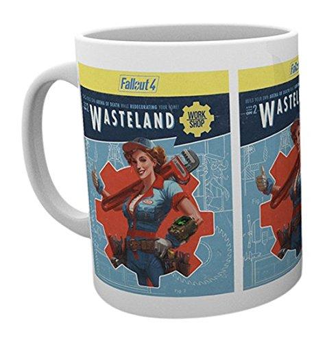 GB eye LTD, Fallout 4, Wasteland, Tazza