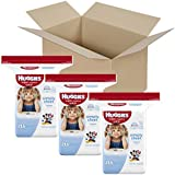 Huggies Simply Clean Baby Wipes, Unscented, Refill, 648 Ct (Packaging May Vary)