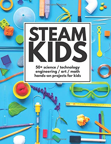STEAM Kids Print Edition