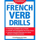 French Verb Drills (Language Verb Drills)by R. De Roussy De Sales