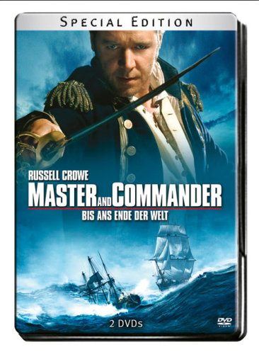 Master & Commander (Special Edition, 2 DVDs im Steelbook)