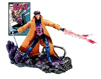 Marvel Legends Series 4 Action Figure Gambit by Toy Biz