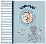 Carter's Slim Bound Photo Journal Album, Under The Sea