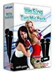 We Sing : 2 Mic Pack - Includes 4 por...