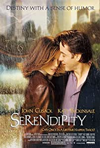 Amazon.com : SERENDIPITY MOVIE POSTER 1 Sided ORIGINAL ...