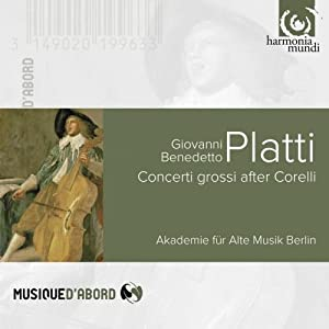 Platti: Concerti Grossi after Corelli