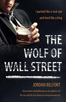 """Cover of """"The Wolf of Wall Street"""""""