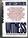 Witness (0895265710) by Whittaker Chambers