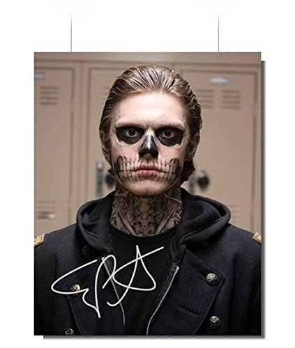 Evan Peters Signed Photo 8x10 - REPRINT AUTOGRAPH 'American Horror Story'