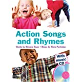 Action Songs and Rhymes (Early Years Library)by Melanie Roan