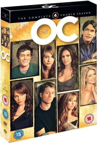 The OC – Complete Season 4 [DVD] [2004]