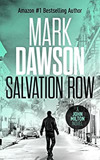 Salvation Row - John Milton #6 by Mark Dawson ebook deal