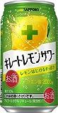サッポロ キレートレモンサワー 350ml 缶 350ML × 24缶