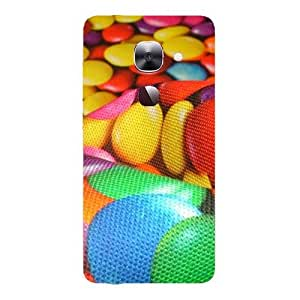 Case Cover Printed Hard Back Cover For LETV LE ECO LE 2