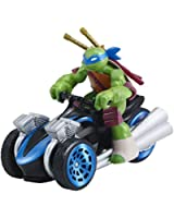 Teenage Mutant Ninja Turtles T-Machines Leonardo in AT-3 Diecast Vehicle