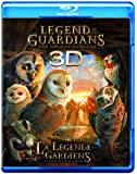 Legend of the Guardians: The Owls of Ga'Hoole [Blu-ray 3D + Blu-ray] (Bilingual)