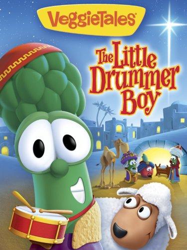 amazoncom veggietales the little drummer boy phil