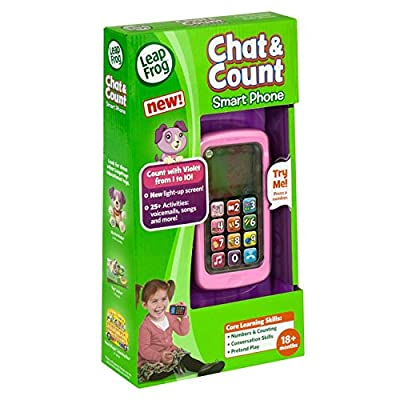 LeapFrog Chat and Count Smart Phone from Leapfrog