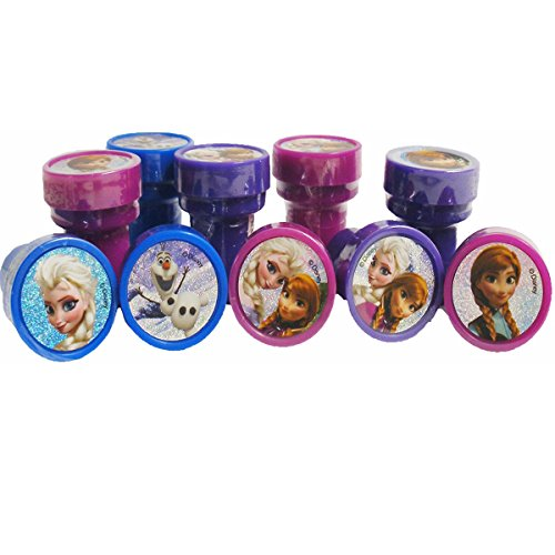 Disney Frozen Stampers Party Favors (20 Stampers)