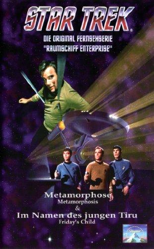 Star Trek - Raumschiff Enterprise 17: Metamorphose/Im Namen des jungen Tiru [VHS]