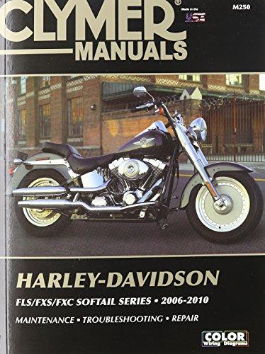 Harley-Davidson Fls/Fxs/Fxc Sofftail Series 2006-2010 (Haynes Automotive Repair Manuals)
