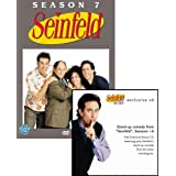 Seinfeld - Season 7 with Limited Edition Jerry Seinfeld standup CD (Exclusive To Amazon.co.uk)  [DVD]by Jason Alexander