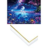 ジグソーパズル パズルの超達人EX ラッセン・光るパズル 星に願いを 2000SSピース 54-702 エポック エポック社