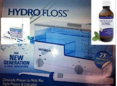 hydro floss machine