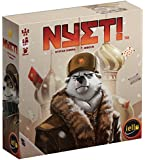Nyet! Card Game