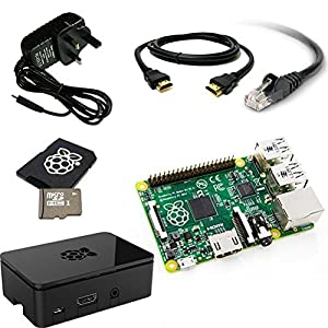 EU Raspberry Pi XBMC Media Center Kit