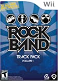 Rock Band Track Pack: Volume 1 - Wii
