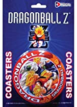 Dragonball Z Coaster Set GE-2100