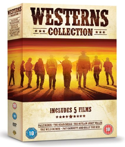 Westerns Collection [DVD]