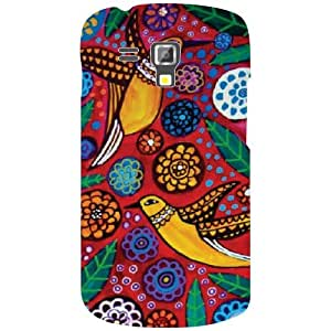 Samsung Galaxy S Duos 7582 Back Cover - Printful Designer Cases