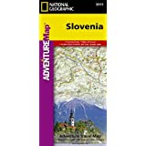 Slovenia (Adventure Travel Map) by National Geographic (Adventure Map)