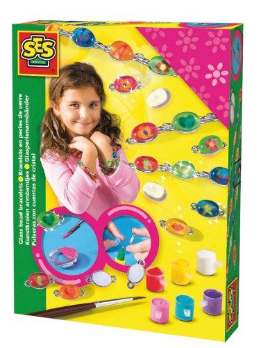 ses-00975-kit-de-loisir-creatif-bracelets-en-perles-de-verre
