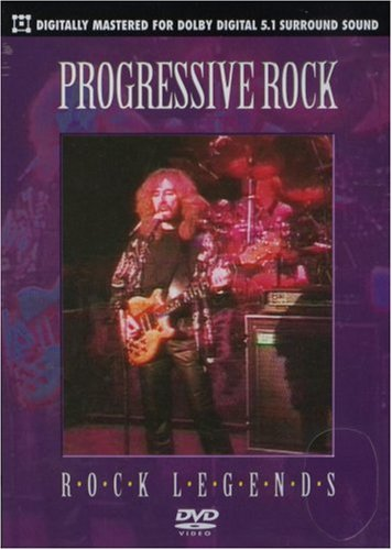 Progressive Rock / Rock Legends (John Wetton, Focus, Curved Air, Barclay James Harvest a.m.m.)