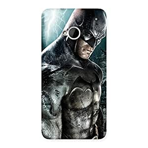 Ajay Enterprises Forbatos Back Case Cover for HTC One M7