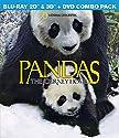 Pandas: Journey Home (2pc)  [Blu-ray]