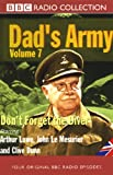 img - for Dad's Army, Volume 7: Don't Forget the Diver book / textbook / text book